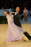 Marek Kosaty & Paulina Glazik at UK Open 2006