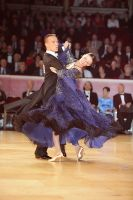 Marek Kosaty & Paulina Glazik at International Championships 2009