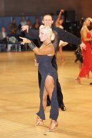 Alex Ivanets & Lisa Bellinger-Ivanets at UK Open 2011