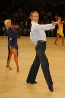 Alex Ivanets & Lisa Bellinger-Ivanets at UK Open 2005