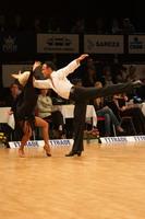 Alex Ivanets & Lisa Bellinger-Ivanets at Czech Dance Open 2005