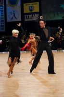 Alex Ivanets & Lisa Bellinger-Ivanets at Czech Dance Open 2005