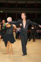 Alex Ivanets & Lisa Bellinger-Ivanets at International Championships 2008