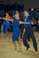 Alex Ivanets & Lisa Bellinger-Ivanets at UK Open 2010