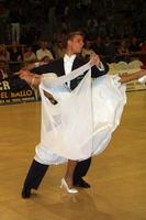 Andrea Zaramella & Letizia Ingrosso at 19th Feinda - Italian Open 2002