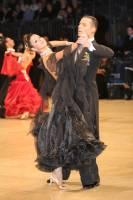 Andrea Zaramella & Letizia Ingrosso at UK Open 2009