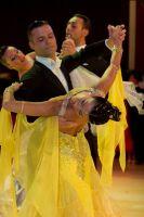 Andrea Zaramella & Letizia Ingrosso at Blackpool Dance Festival 2009