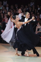 Photo of Marat Gimaev &amp; Alina Basyuk
