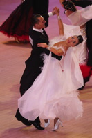 Photo of Marat Gimaev & Alina Basyuk