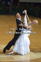 Alan Shingler & Donna Shingler at 50th Elsa Wells International Championships 2002