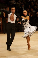 Alexei Silde & Anna Firstova at UK Open 2006