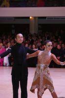 Alex Wei Wang & Roxie Jin Chen at