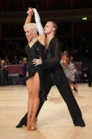 Sarunas Greblikas & Viktoria Horeva at International Championships 2011