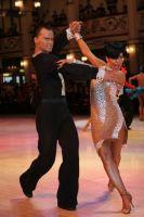 Sarunas Greblikas & Viktoria Horeva at Blackpool Dance Festival 2008