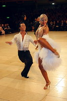 Sergey Sourkov & Agnieszka Melnicka at UK Open 2005