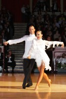 Sergey Sourkov & Agnieszka Melnicka at International Championships 2012