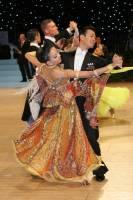 Shozo Ishihara & Toko Shibuya at UK Open 2009