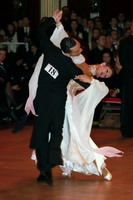 William Pino & Alessandra Bucciarelli at Blackpool Dance Festival 2005