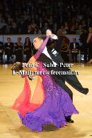 William Pino & Alessandra Bucciarelli at 50th Elsa Wells International Championships 2002