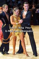 Evgeni Smagin & Rachael Heron at The International Championships