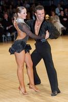 Photo of Evgeni Smagin & Rachael Heron