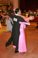 Qing Shui &amp; Yan Yan Ma at Blackpool Dance Festival 2005