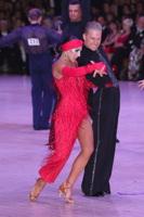 Evgeny Orlov & Evgeniya Poskrebysheva at