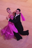 Photo of Andrey Begunov & Anna Demidova