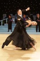 Andrey Begunov & Anna Demidova at
