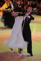 Chong He & Jing Shan at Blackpool Dance Festival