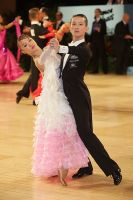 Chong He & Jing Shan at UK Open 2010