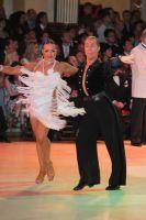 Kamil Studenny & Kateryna Trubina at Blackpool Dance Festival