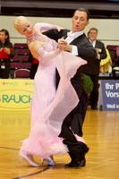 Oscar Pedrinelli & Kamila Brozovska at Austrian Open 2006