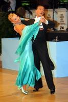 Roberto Villa & Morena Colagreco at UK Open 2005