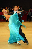 Roberto Villa & Morena Colagreco at UK Open 2005