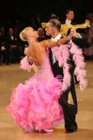 Roberto Villa & Morena Colagreco at UK Open 2009