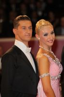 Roberto Villa & Morena Colagreco at International Championships 2009