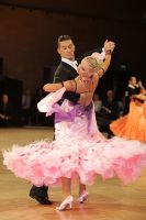 Roberto Villa & Morena Colagreco at UK Open 2010