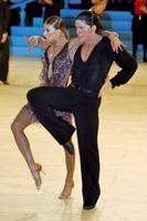 Photo of Vladimir Filippov & Polina Kazatchenko