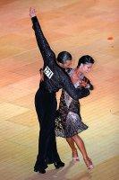 Dorin Frecautanu & Roselina Doneva at Blackpool Dance Festival 2009