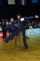 Stefano Di Filippo & Annalisa Di Filippo at Austrian Open 2002