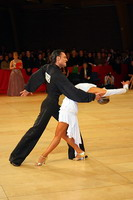 Stefano Di Filippo & Annalisa Di Filippo at UK Open 2005