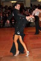 Stefano Di Filippo & Annalisa Di Filippo at Blackpool Dance Festival 2005