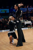 Stefano Di Filippo & Annalisa Di Filippo at Czech Dance Open 2005