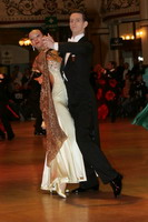 Mark Elsbury & Olga Elsbury at Blackpool Dance Festival 2005