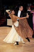Mark Elsbury & Olga Elsbury at International Championships 2005