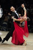 Mark Elsbury & Olga Elsbury at UK Open 2006