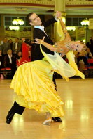 Mark Elsbury & Olga Elsbury at Blackpool Dance Festival 2006