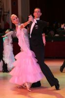 Mark Elsbury & Olga Elsbury at Blackpool Dance Festival 2008
