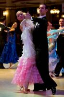 Mark Elsbury & Olga Elsbury at Blackpool Dance Festival 2009